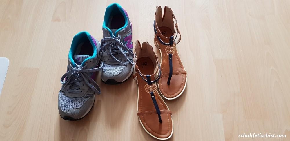 Schuhe Wichsen